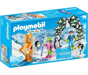 Playmobil École de ski 9282