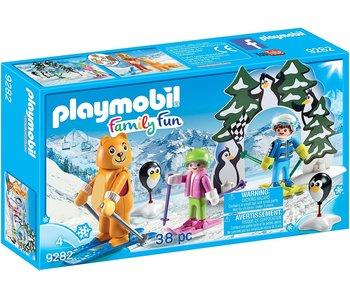 Playmobil Skischooltje 9282