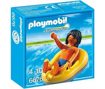 Playmobil 6676 Plaisirs d'été Rafting
