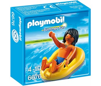 Playmobil 6676 Summer fun Rafting