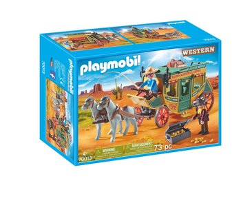 Playmobil Carriage Western 70013