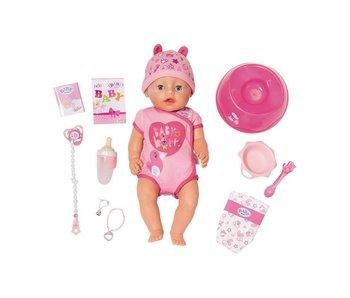 Baby born soft touch meisje 43 cm