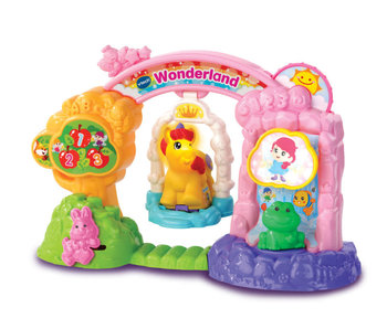 Vtech Zoef Zoef Animaux Magical Wonderland