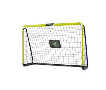 EXIT Tempo Goal 1800 voetbaldoel  -180x120cm - groen/zwart