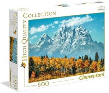 Clementoni Puzzel Grand Teton National Park 500 Stukjes