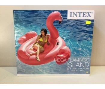 Intex Mega flamingo eiland