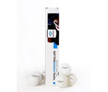 Angelsports Tafeltennisballen in doos - 6 stuks