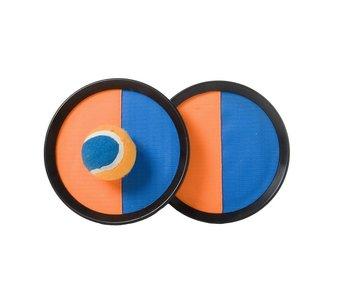 Angelsports Catchball set rond met bal