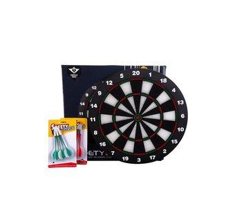 Longfield Darts Kinder Safety Dartbord incl.6 darts