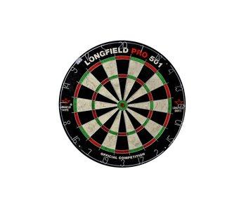 Longfield Darts Dartsbord pro 501 - Chinese sisal
