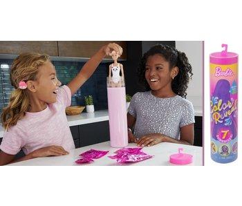 Color reveal - Surprise Barbie