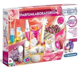 Parfum laboratorium 8+