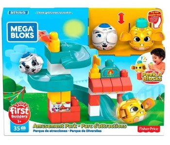 Mega Bloks Amusement park