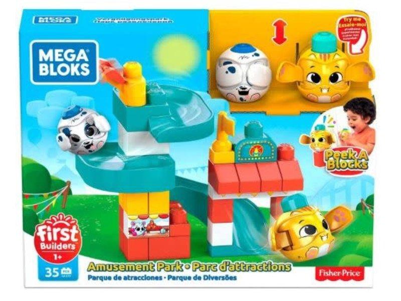 Parc d'attractions Mega Bloks