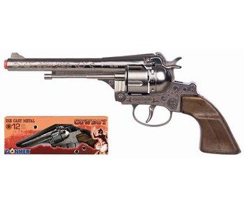 Speelgoed revolver metaal