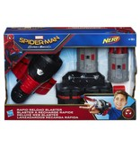 Nerf Spiderman rapid reload Blaster