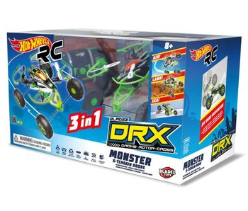 HotWheels DRX monster X-terrain drone