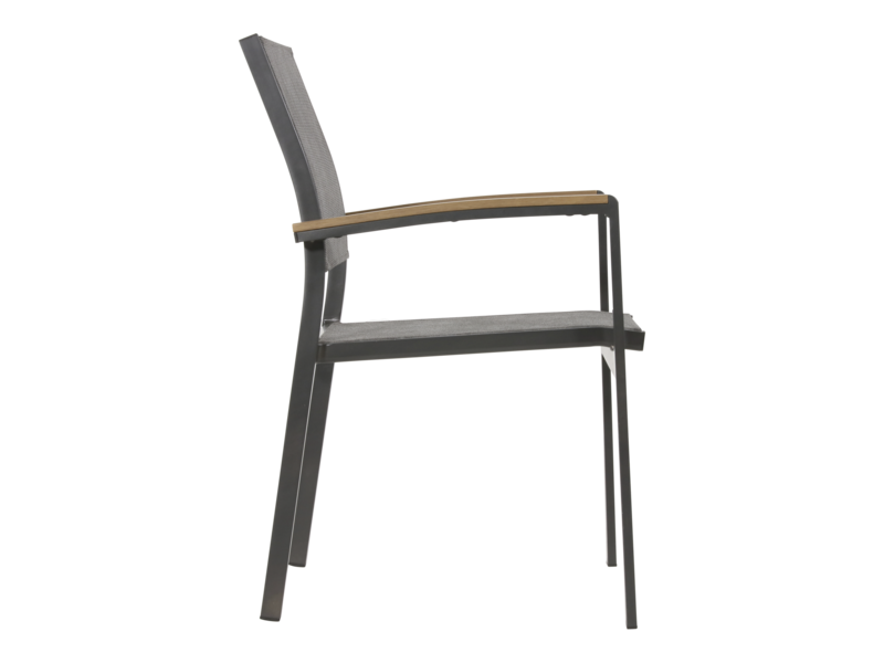 Chaise empilable Arezzo