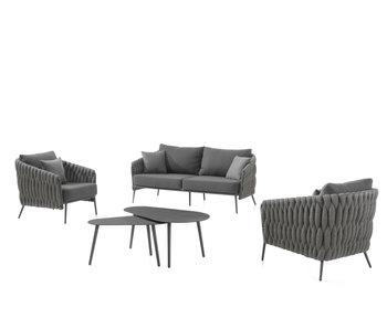 Gescova Vigo lounge set