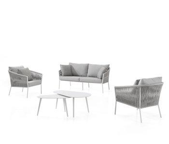 Gescova Gabon Lounge set