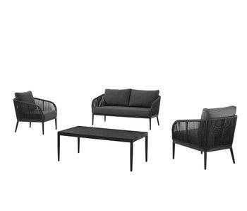 Gescova Parka lounge set