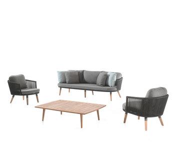 Gescova Amalfi lounge set