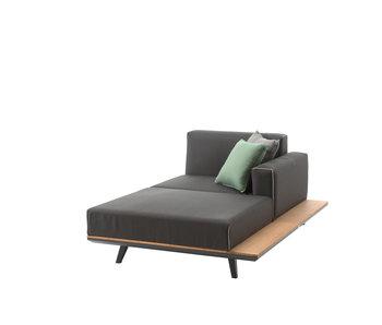 Gescova Mauro lounge set - longchair