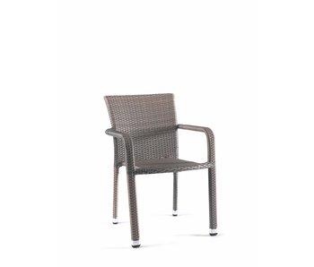 Gescova Bastia stoel - grijs