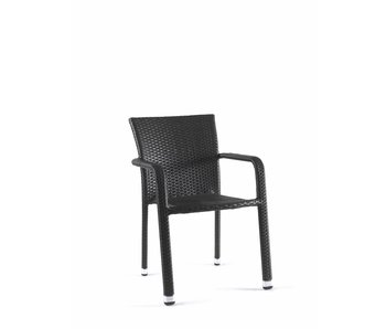 Gescova Bastia chaise - gris anthracite