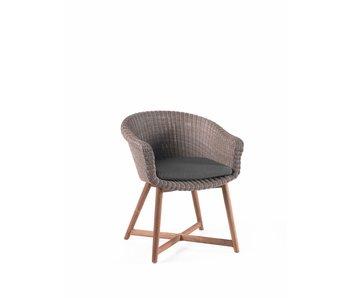 Gescova Kingston stoel - grijs
