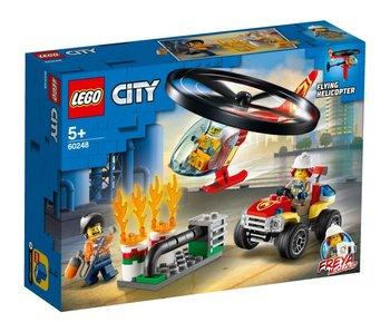 LEGO 60248 City brandweerhelikopter reddingsoperatie