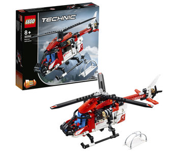Technic Reddingshelikopter - 42092