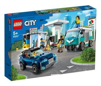 LEGO City Benzinestation 60257