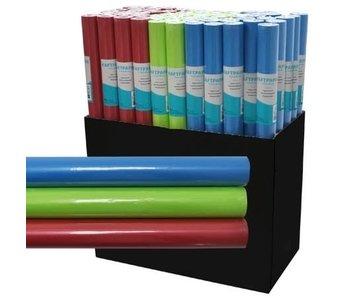 Kaftpapier uni trend 2mx70cm - per rol