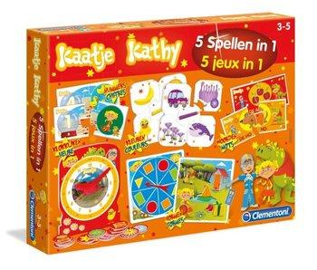Kathy 5 jeux en 1