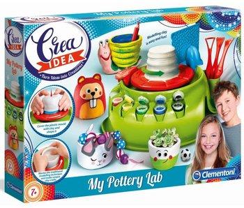Crea Idea - Pottenbakkersschijf