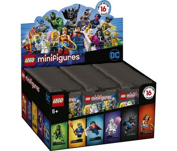 Lego Minifiguren DC Super Helden Series - 1 stuk