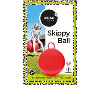 Didak Play Kangoeroebal 50 cm - Rood - Skippy