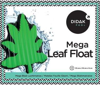 Didak Pool Mega blad luchtmatras - 175x170x13cm