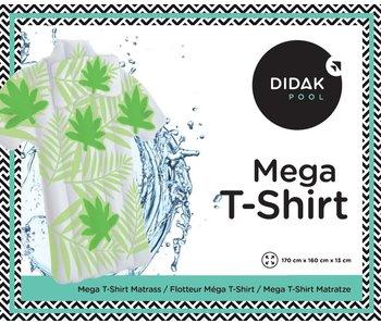 Didak Pool Luchtmatras Mega T-Shirt Didak - 170x160x13cm