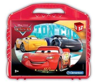 Cars Blokkenpuzzel 12 blokken - Cars 3