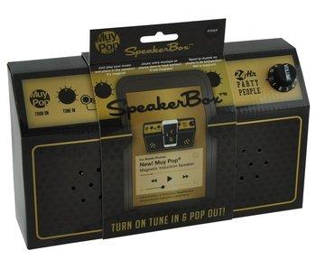 Didak Play Muy Pop Speakerbox - Amp noir