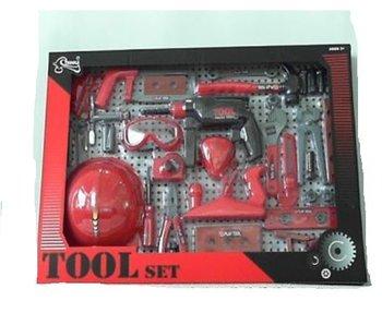 Set D'Outils Avec Casque, Perceuse et accessoires