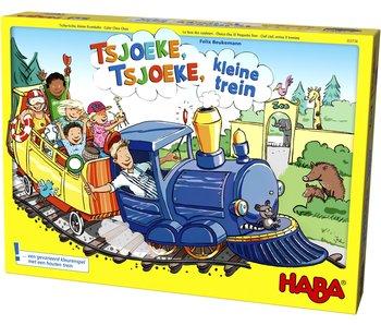 Haba Tsjoeke Tsjoeke kleine trein | gezelschapspel