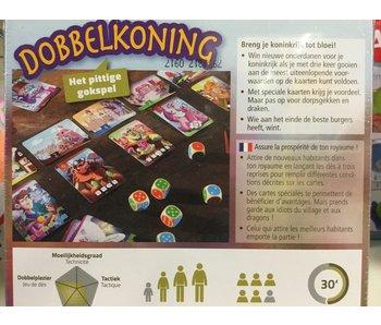 Haba Dobbelkoning | gezelschapspel NL