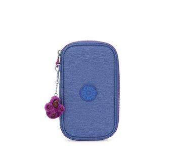 Kipling 50 pens Dew Blue - 21x11,5x5 cm - trousse