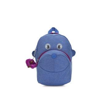 Kipling Faster Dew Blue - 7 L - 21x28x19 cm - sac enfant
