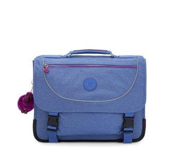 Kipling Preppy Dew Blue - 15 L - 41x33x17.5 cm - boekentas