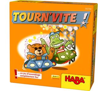 Haba Tourn'vite ! | gezelschapspel FR
