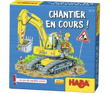 Haba Chantier en cours! | gezelschapspel FR
